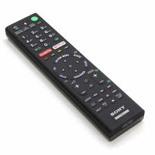 Genuine Sony RMF-TX200E RMFTX200E NetFlex Google Play Smart Tv Remote Control