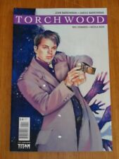 TORCHWOOD #2.4 COVER A TITAN COMICS JUNE 2017 NM (9.4)