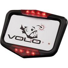 Volo Lights VL1001B Vololights Advance License Plate Braking Indication Black