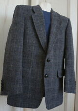 ATELIER TORINO HARRIS TWEED Luxury Pre-Owned Masculine Sakko Gr. 46