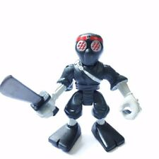 "3"" FOOT SOLDIER TMNT Half-Shell Heroes Teenage Mutant Ninja Turtles Figure toy"