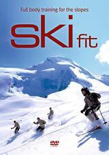 DVD Ski Gimnasia umfassendes ganzkörpertraining