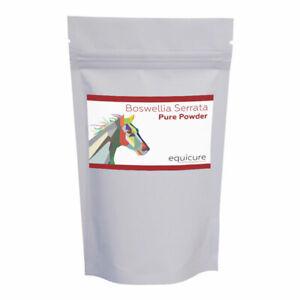 Equicure Boswellia Serrata Powder 1kg Refill - Natural Horse / Pony Pain Relief