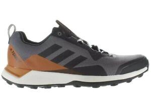 Adidas Mens Terrex Cmtk Grey Four/Black/Tech Copper Hiking Shoes Size 12.5