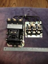 Allen Bradley Size 3 Starter with Overloads Catalog Number 500-DOD930
