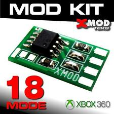 XMOD Rapid Fire MOD KIT XBOX 360 Modded Controller one BO3 Warfare CHIP 18 MODES
