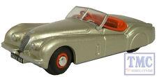 76XK120001 Oxford Diecast 1:76 Scale OO Gauge XKJ120 Jaguar Bronze
