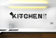 Vine Kitchen Schild Vinilo Pegatinas De Pared Adhesivo Decoración