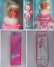 Winter Dazzle Platinum Blonde Barbie Doll General Mills RARE NEW MIB NRFB MATTEL