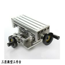 New Working Table Cross Sliding Xampy Axis For Lathe Bench Drill