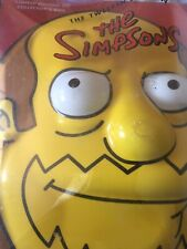 THE SIMPSONS - Season 12 NEW SEALED DVD Limited Edition Mask