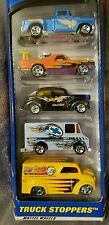 TRUCK STOPPERS HOT WHEELS 5 PACK 2000 1/64 DIECAST**This set is AWESOME**