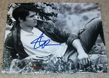 STEVEN R. MCQUEEN SIGNED THE VAMPIRE DIARIES 8x10 PHOTO B w/PROOF AUTOGRAPH