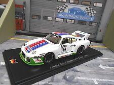Porsche 935 Turbo DRM 1980 Zolder Winner #6 Stommelen Liqui Moly Nigr Spark 1:43