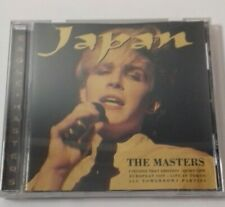 Japan- The Masters- CD-fast free P&P