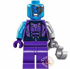 LEGO SUPER HEROES MARVEL - MINIFIGURA NEBULA SET 76081 - ORIGINAL MINIFIGURE