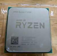 AMD Ryzen 7 1700 3.7GHz Eight Core  w/ Wrather Max cooler from 2700x
