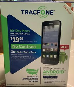 TRACFONE - ALCATEL ONETOUCH PIXI CHARM LTE