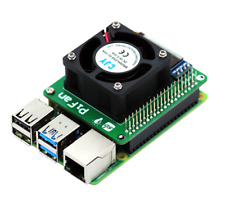 """PiFan: Raspberry Pi Cooling Fan with 0.91"""" OLED Display, Cooling Fan for RPi"""