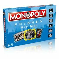 Winning Moves Friends Monopoly Board Game - BNIB - Free delivery!