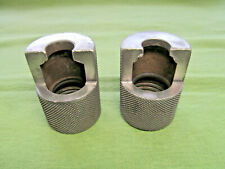 ONE USED Air Hammer Aluminum Screw-on Bit Holder