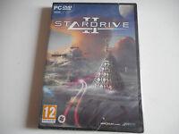JEU PC DVD ROM - STARDRIVE II - NEUF