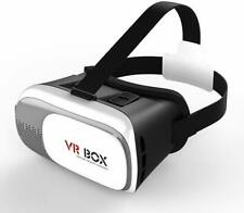 3D Virtual Reality Glasses VR Headset Box Helmet for Smartphone Samsung iPhone