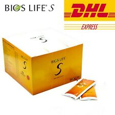 Bios Life Slim Dietary Natural100% Weight Loss 60 Sachets DHL Express