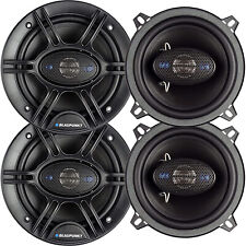 BLAUPUNKT GTX525 5.25-INCH 600 WATTS 4-WAY COAXIAL CAR AUDIO SPEAKERS | 2 PAIRS
