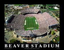 Penn State Football BEAVER STADIUM CLASSIC c.1999 Aerial View POSTER Print