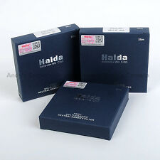 Haida 82mm Slim PRO II MC ND Kit, 3.0 1.8 0.9 Neutral Density Filter 3 6 10 Stop