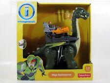 Imaginext Mega Apatosaurus Dinosaur New in open box #Y