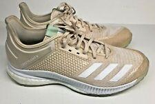 adidas Crazyflight X 3 EF0129 Volleyball Shoes, Women's Size 8, Blush
