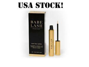 Babe Lash Eyelash Serum 4ml - USA stock, hurry up! Noticeably beautiful lashes!
