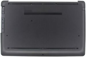 New HP 17-BY 17-CA Series Laptop Bottom Base Case Cover Black L22515-001