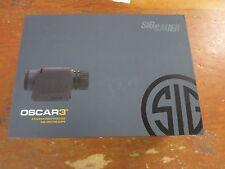 Sig Sauer OSCAR 3 6-12x25 Image Stabalizing Spotting Scope