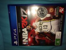 NBA 2K17 -- Early Tip-Off Edition (Sony PlayStation 4, 2016)