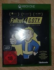 Fallout 4 Game of the Year Edition Xbox One NEU&OVP/NEW