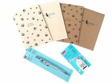 My Cat Collection Office School Supplies Cute Cat 6 PCS Notepads Pencils Tape