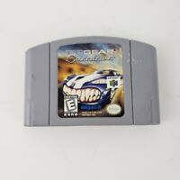Top Gear Overdrive (Nintendo 64, 1998) N64 Authentic Free Shipping