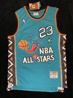 MICHAEL JORDAN 1996 ALL-STAR (M) NBA JERSEY BRAND NEW WITH TAGS CHICAGO BULLS