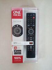 Uno para todos Smart Control remoto universal Control de dispositivos | 5 | Negro | URC7955 | Nuevo