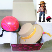 NEW American Girl Doll Clothes SAIGE'S PARADE Outfit HAT & HELMET In AG BOX