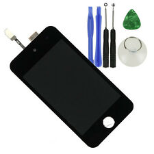 For iPod Touch 4th Gen LCD Screen Replace Digitizer Glass Assembly+Tools Black
