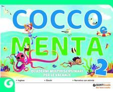 Cocco e Menta 2 Quaderni multidisciplinari per le vacanze