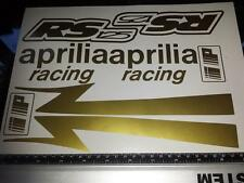 APRILIA RS125  Decal/ Sticker Pack -- ALL COLOURS AVAILABLE --
