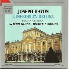 ██ OPER ║ Joseph Haydn (*1732) ║ L'INFEDELTA DELUSA ║ 2CD