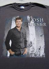 Josh Turner u.s. tour Small concert T-Shirt