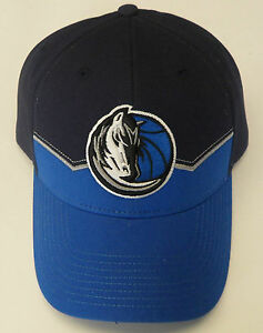 NBA Dallas Mavericks NBA Elevation Cap Hat Adjustable Fit OSFA NEW!!