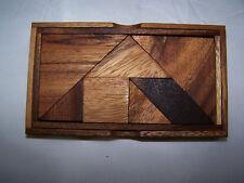 casse tête bois le tangram box rectangle
